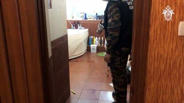 Убийства на Кубани: работа следственной группы на месте происшествия
