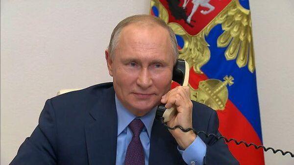 Да, это Путин: 97-летняя медсестра рассказала о разговоре с президентом