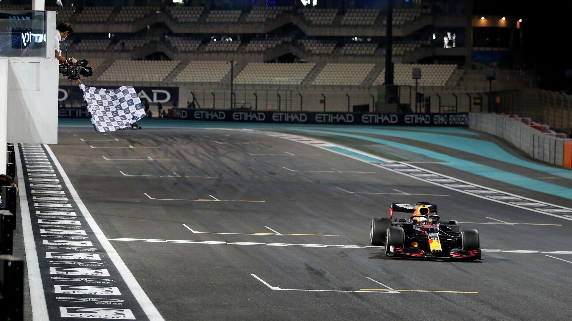 Гран-при Формулы-1 в Абу-Даби - РИА Новости, 1920, 14.12.2020