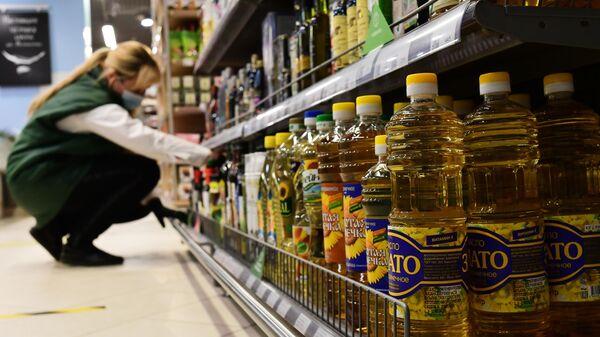 В Минсельхозе назвали сроки снижения цен на сахар и подсолнечное масло