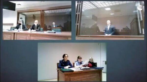 Прокурор запросил 15 лет колонии для историка Соколова. Кадры из зала суда