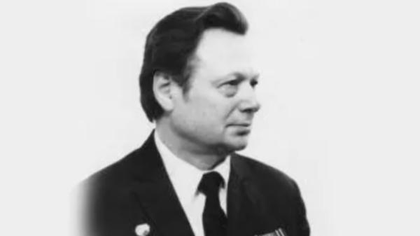 Оперный певец Владимир Кравцов