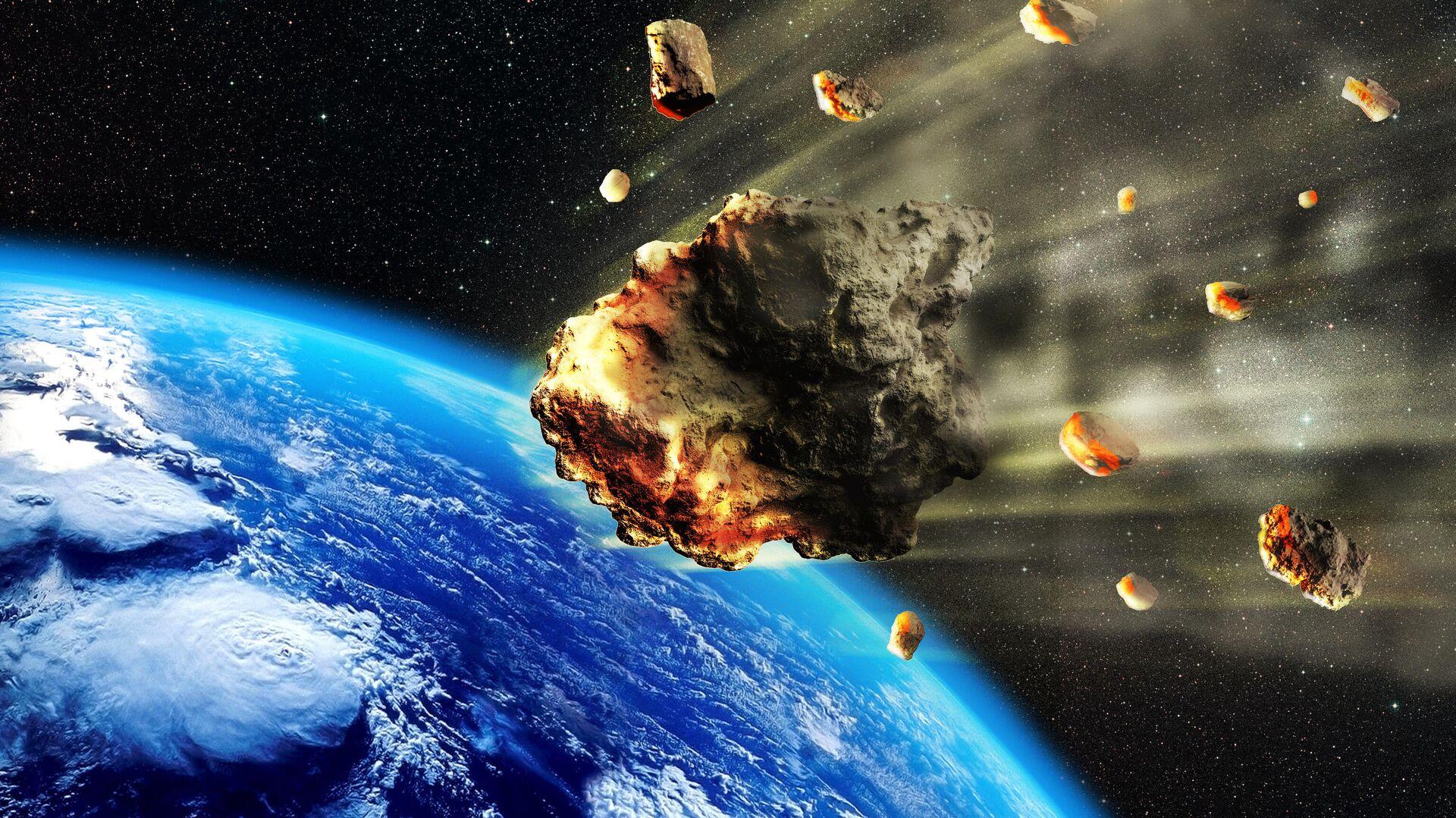 Всюду жизнь. Найдены метеориты со следами инопланетной органики - РИА  Новости, 16.12.2020