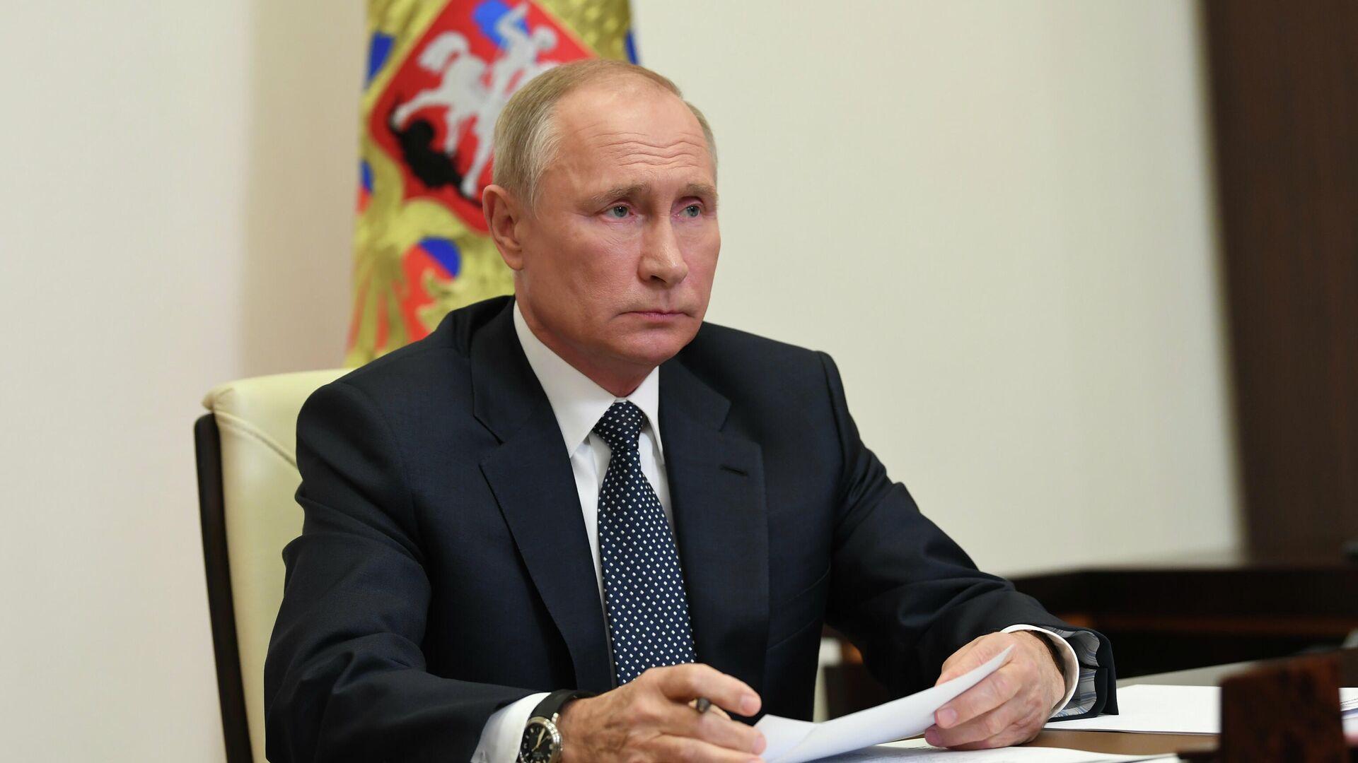 Путин подписал закон о едином номере 112 для вызова экстренных служб