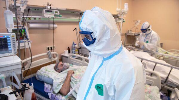 Медицинские работник в больнице