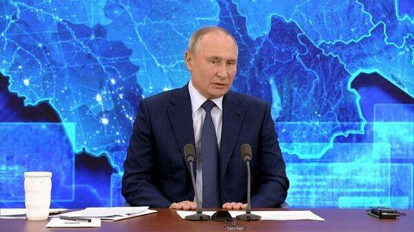 Путин объяснил, в чем смысл поправок в Конституции