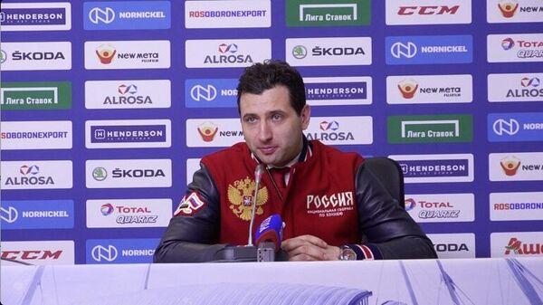 Вице-президент Федерации хоккея России (ФХР) Роман Ротенберг