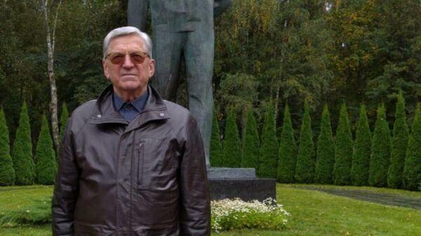 Четырехкратный олимпийский чемпион по биатлону Александр Тихонов