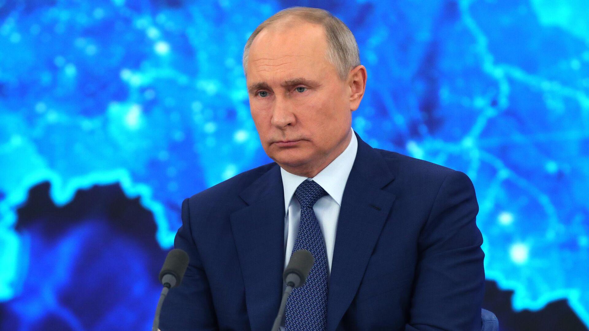 Не прозвучавшие на пресс-конференции Путина вопросы проанализируют