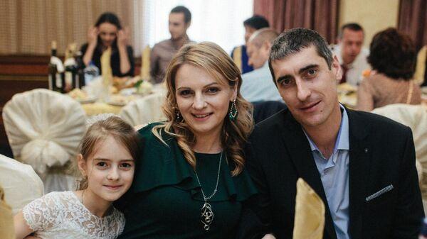 Семья Лапиных