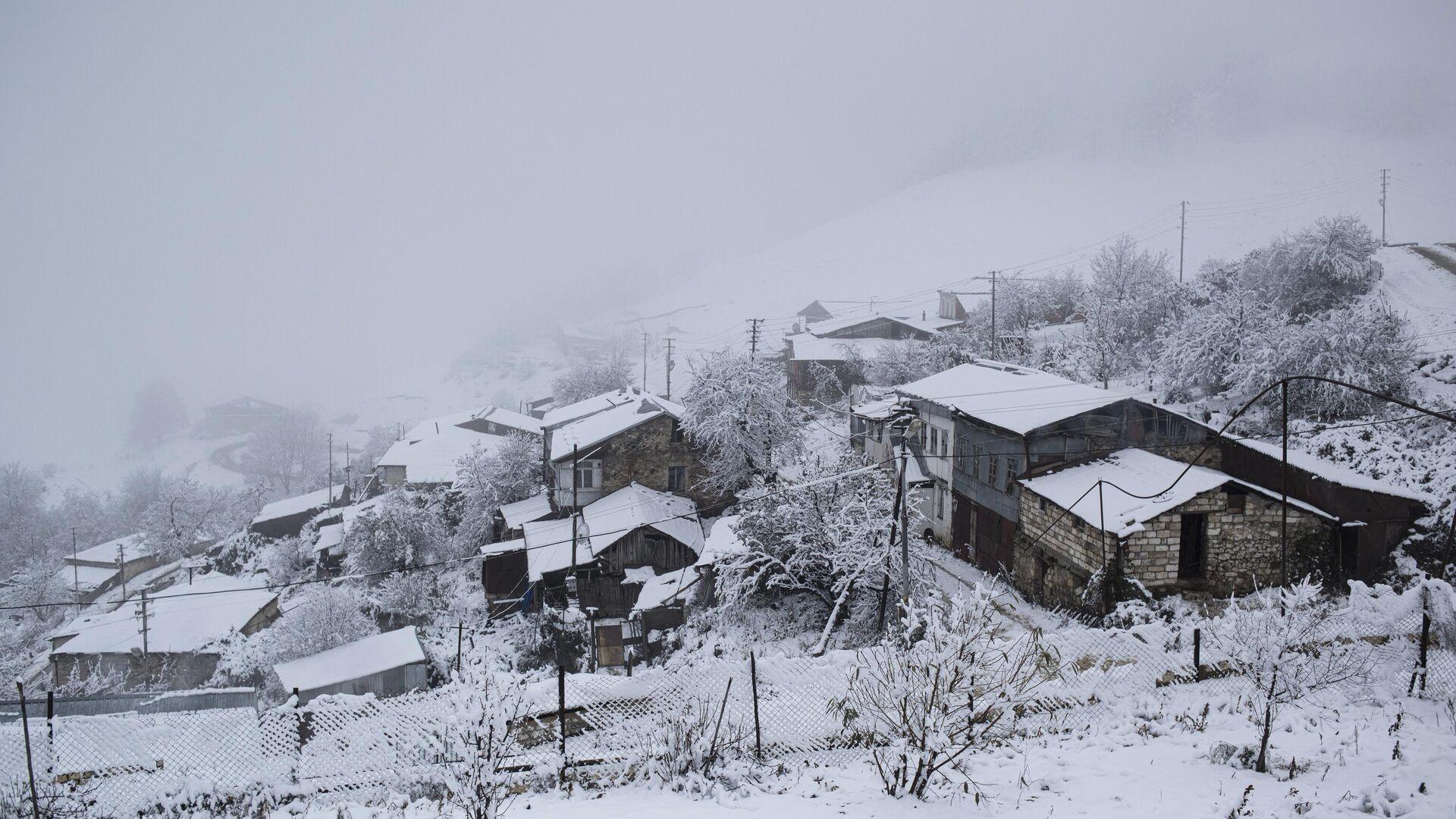 Село Хин Шен в Нагорном Карабахе - РИА Новости, 1920, 12.01.2021