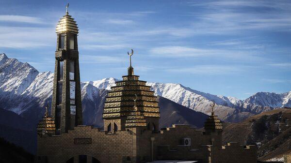 Джума-мечеть в Джейраском ущелье