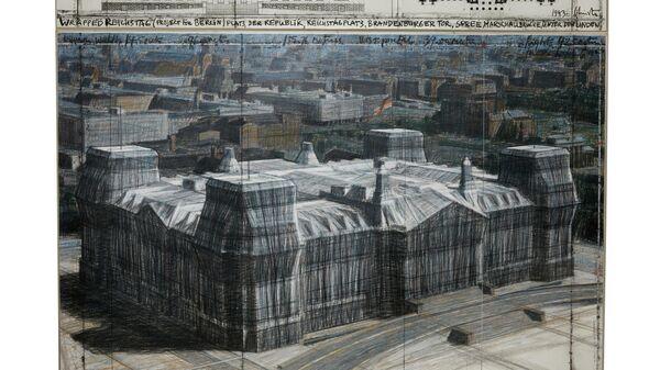 Христо и Жанна-Клод. Wrapped Reichstag