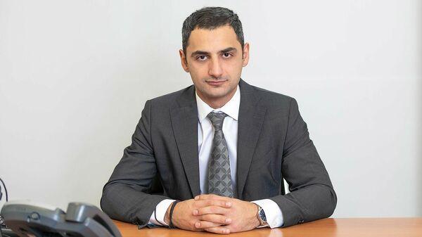 Заместитель руководителя Департамента предпринимательства и инновационного развития города Москвы Александр Исаевич