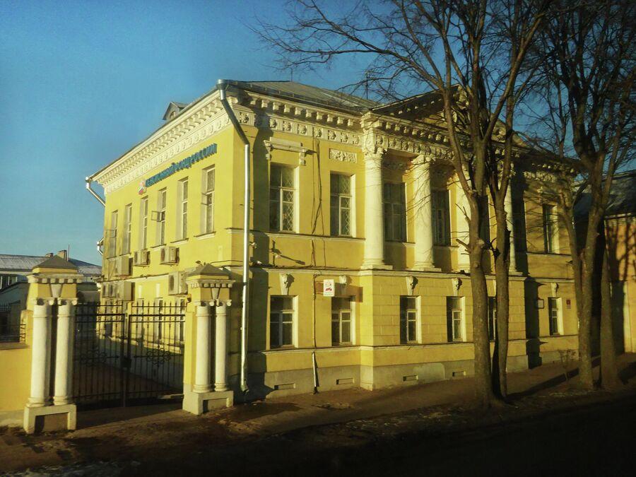 Дом Ожеговых-Буториных