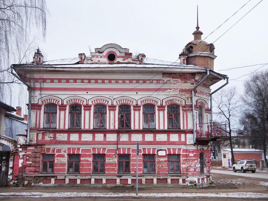 Дом Виноградовых (19 век)