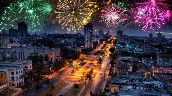 Салют над Гаваной, Куба