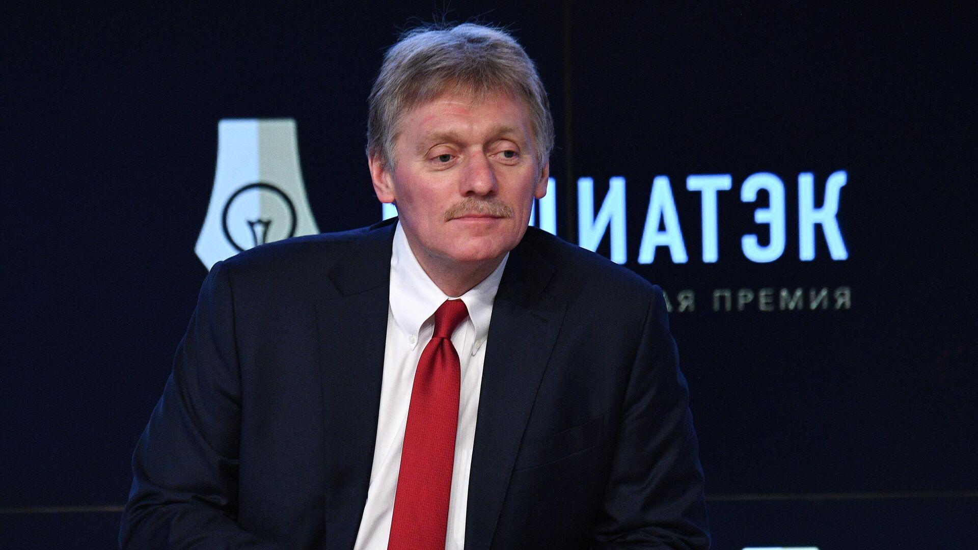 Песков прокомментировал слова Юмашева о ситуации в Белоруссии