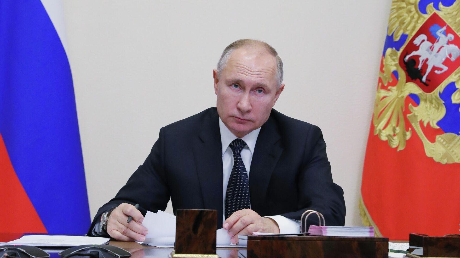 Путин назвал условие строительства нового парламентского центра