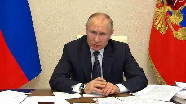 Путин о ветхом жилье: Эту позорную страницу надо закрывать. Надо людей вытаскивать из трущоб