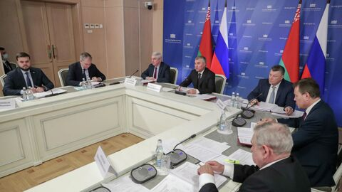 Пятьдесят девятая сессия Парламентского Собрания Союза Беларуси и России прошла 21 декабря в режиме видеоконференции