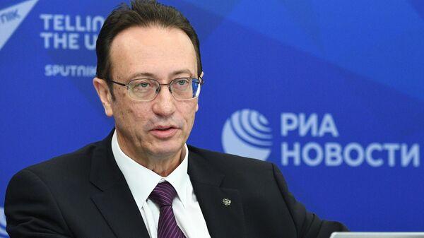 Директор Департамента по вопросам нераспространения и контроля над вооружениями Министерства иностранных дел Владимир Ермаков
