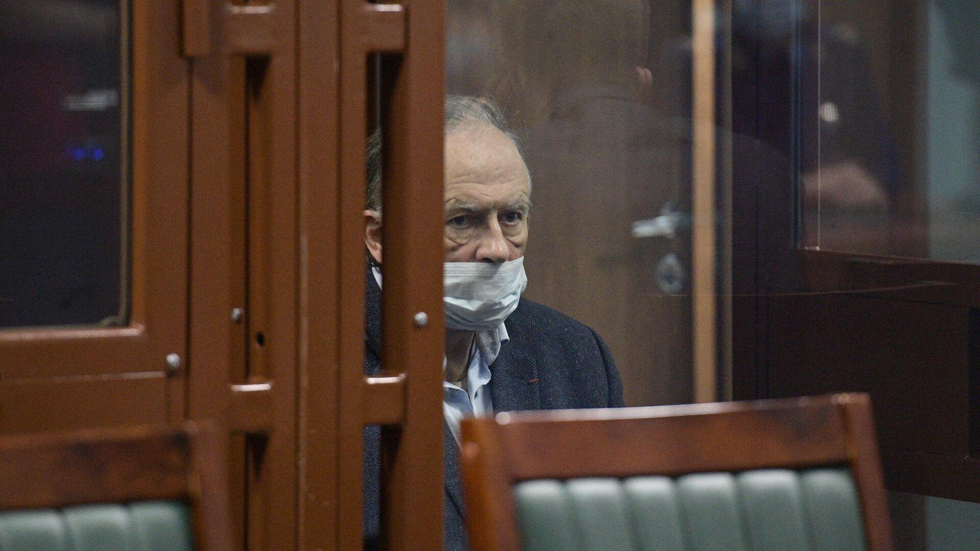 Суд Петербурга зарегистрировал жалобу на приговор историку Соколову