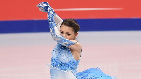 Фигуристка Камила Валиева (Россия)
