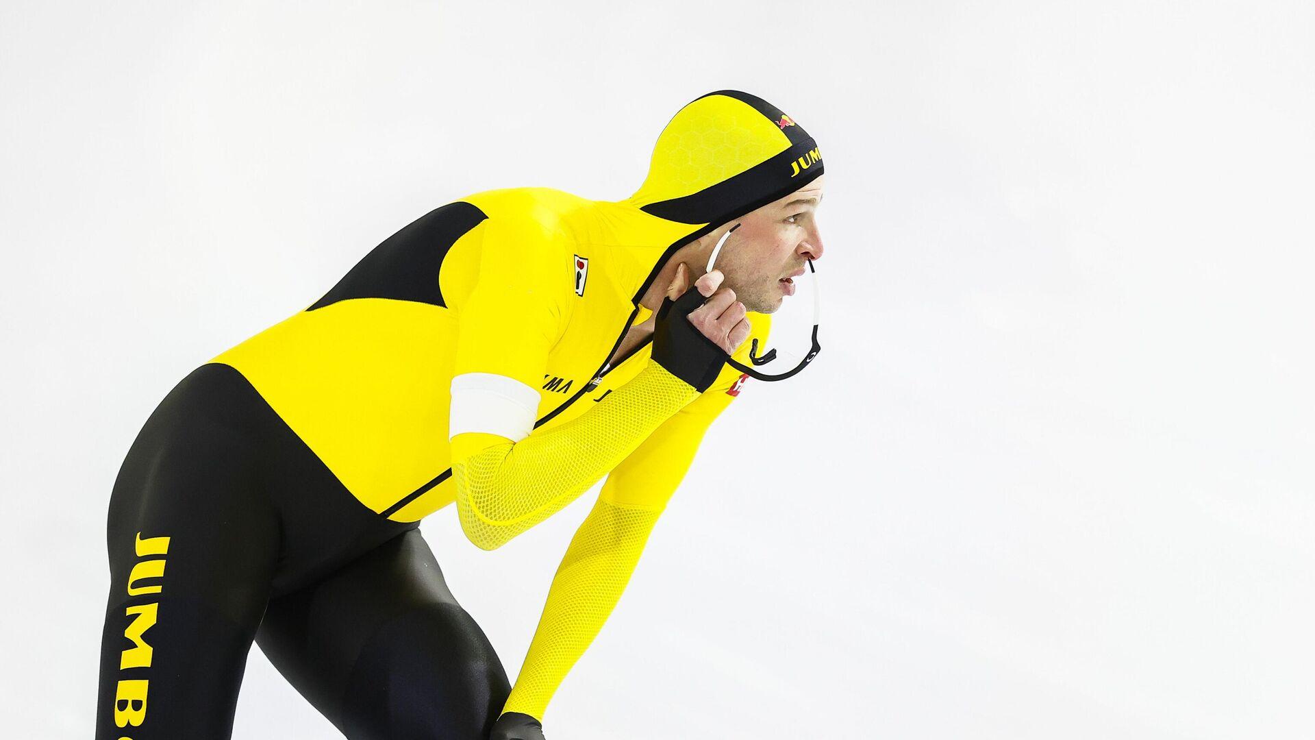Конькобежец Свен Крамер (Нидерланды) - РИА Новости, 1920, 27.12.2020