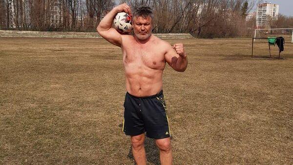 Российский экс-боец UFC Олег Тактаров