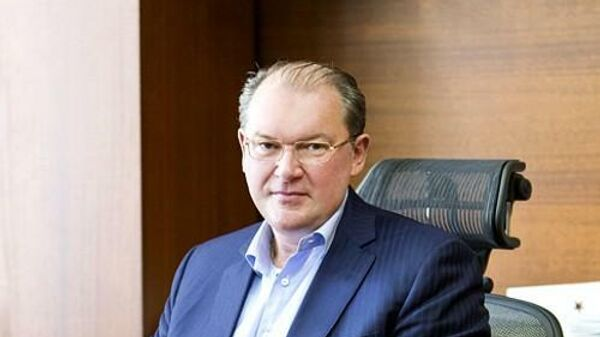 Заместитель министра транспорта Кирилл Богданов