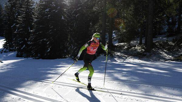 Лыжные гонки. Тур де Ски. Женщины. Гонка преследования