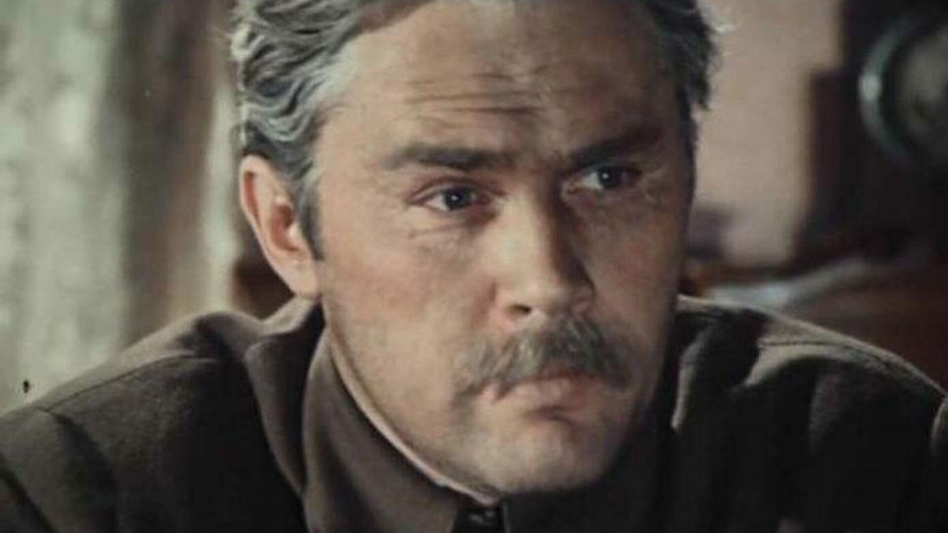Валерий Хлевинский в сериале Вечный зов - РИА Новости, 1920, 07.01.2021