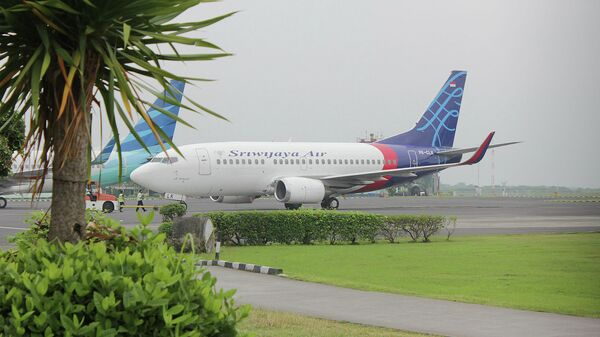 Boeing 737-500 авиакомпании SRIWIJAYA AIR