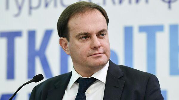 Министр курортов и туризма Республики Крым Вадим Волченко