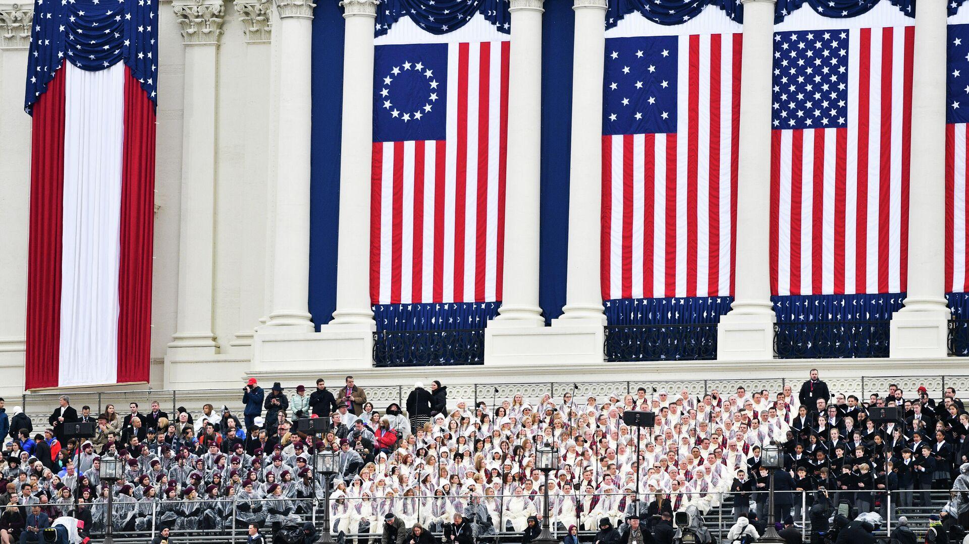Американца задержали за угрозы убийства демократов в день инаугурации