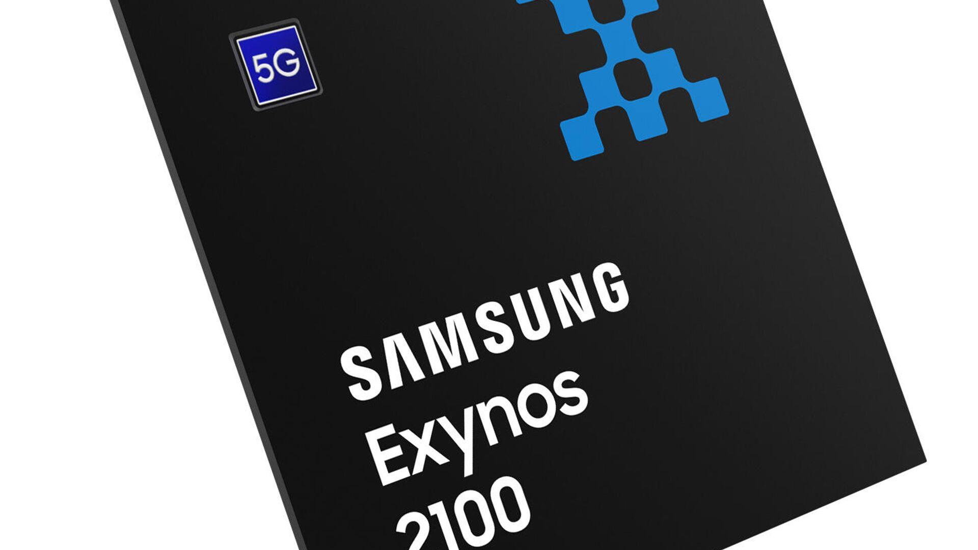 Samsung Exynos 2100 - РИА Новости, 1920, 12.01.2021