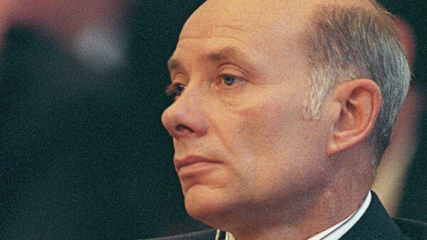 Первый губернатор Сахалина Валентин Фёдоров