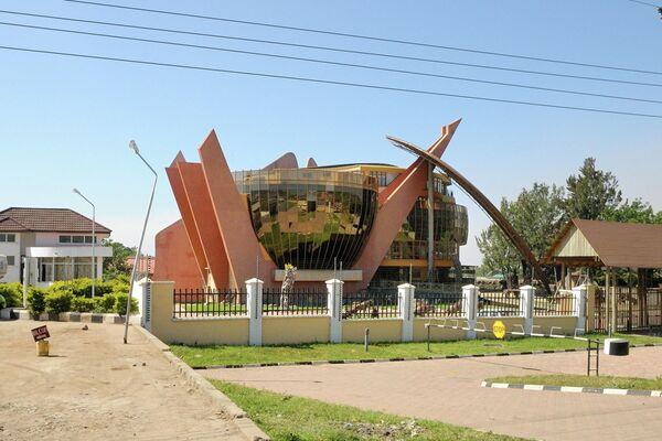Культурный центр в Танзании