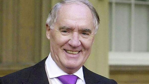 Британский миллиардер и совладелец Daily Telegraph Дэвид Барклай
