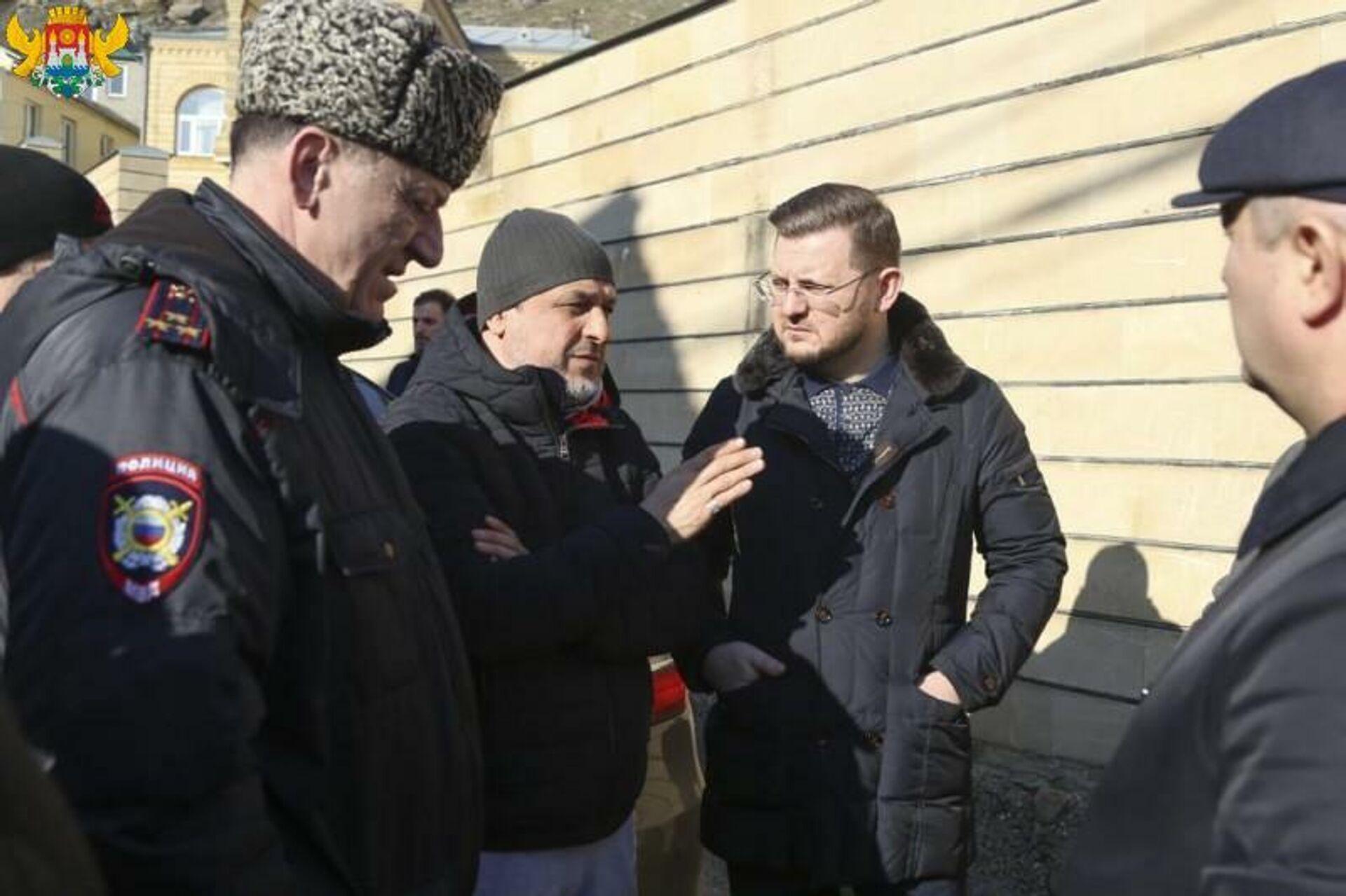 """""""Разоблачили полицейского"""": что началось в Дагестане после убийств борцов"""