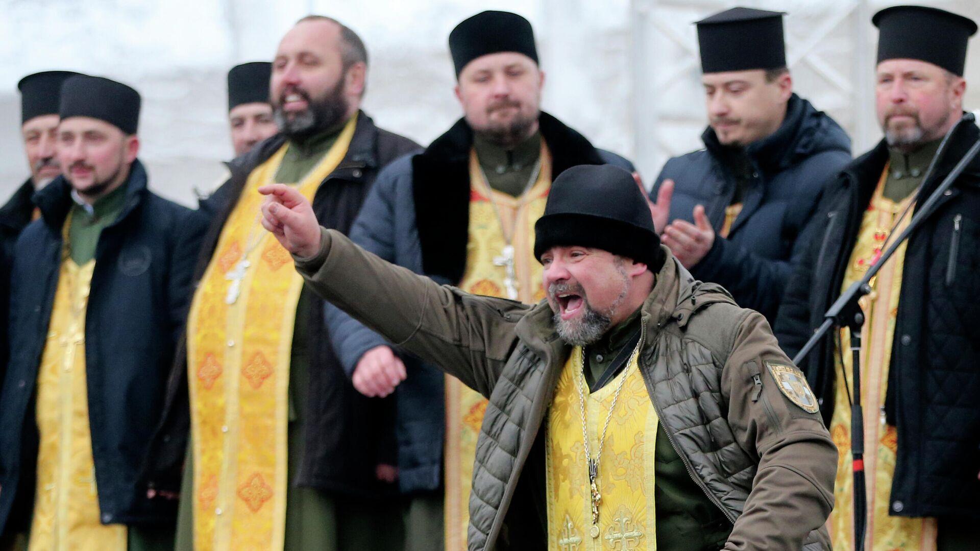 """В РПЦ рассказали об обратной стороне """"триумфа"""" украинских раскольников"""