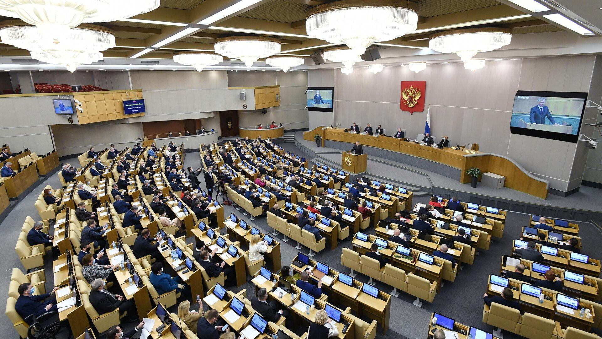 Эксперты ЭИСИ: парламентские партии останутся в новом созыве Госдумы