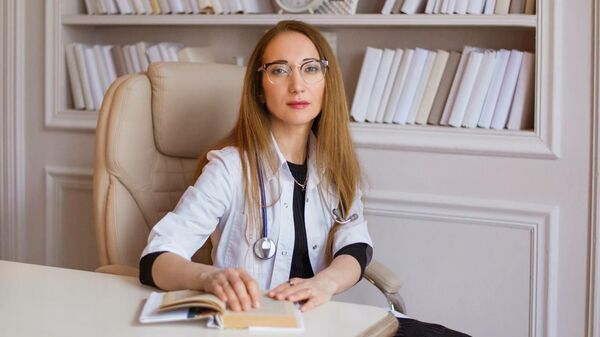 Кандидат медицинских наук, эндокринолог клиники МГУ Зухра Павлова