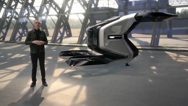 Летающий Cadillac: General Motors представила пассажирский дрон