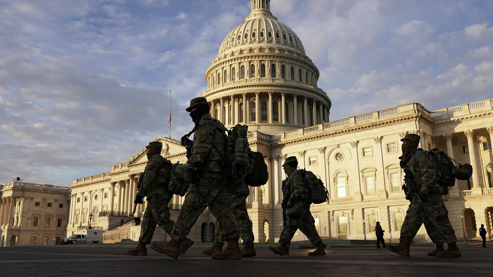 NBC: ФБР расследует версию об иностранном вмешательстве в штурм Капитолия