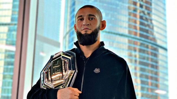 Шведский боец UFC Хамзат Чимаев