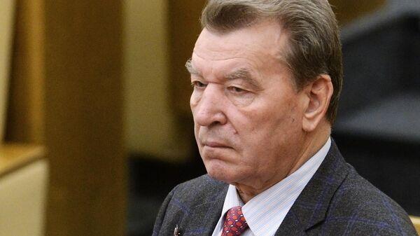Депутат Государственной Думы РФ Николай Антошкин