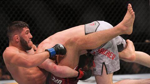 UFC Fight Night в Санкт-Петербурге