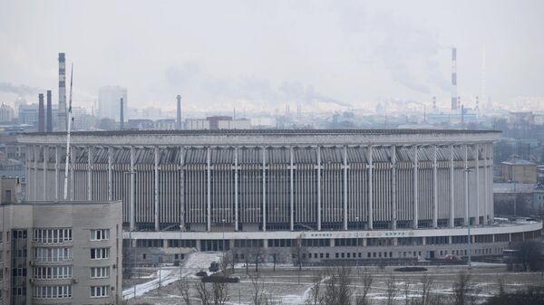В Петербурге обрушилась крыша спортивно-концертного комплекса